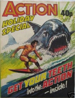 Action Summer/Holiday Special #1979