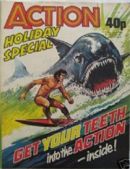 Action Summer/Holiday Special 1976 #1979