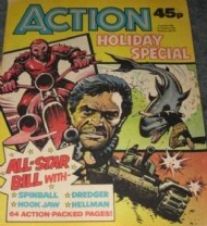 Action Summer/Holiday Special 1976 #1980