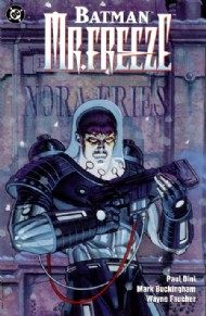 Batman: Mr Freeze 1997 #0