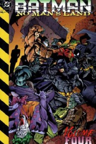 Batman: No Man's Land 1999 #4