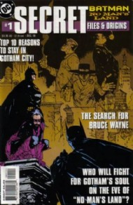 Batman: No Man's Land Secret Files and Origins 1999