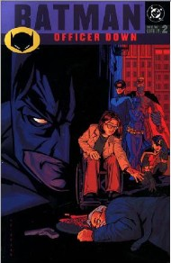 Batman: Officer Down 2001