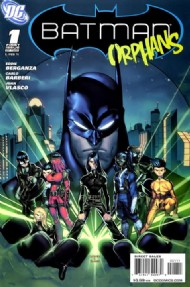 Batman: Orphans 2011 #1