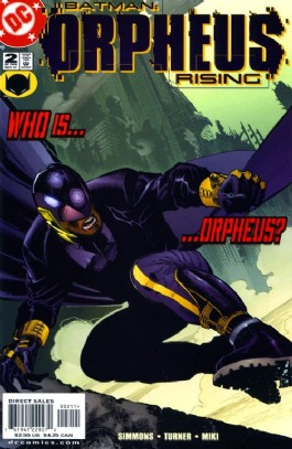 Batman: Orpheus Rising #2