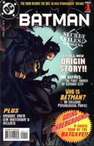 Batman: Secret Files and Origins 1997 #1