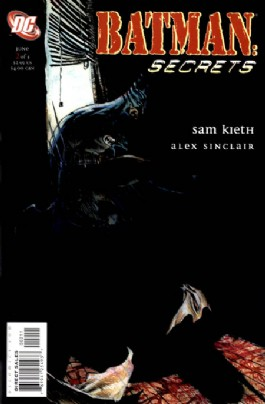 Batman: Secrets #2