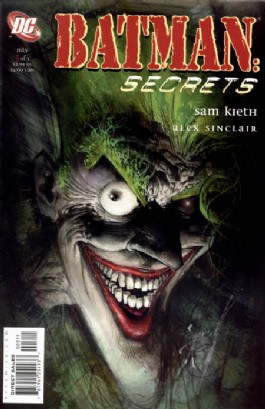 Batman: Secrets #3
