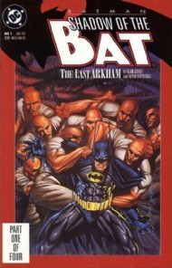 Batman: Shadow of the Bat 1994 - 2000 #1