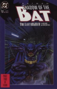 Batman: Shadow of the Bat 1994 - 2000 #2