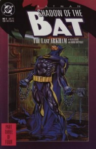 Batman: Shadow of the Bat 1994 - 2000 #3