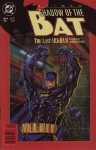 Batman: Shadow of the Bat 1994 - 2000 #4