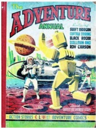 Adventure Annual/Okay Adventure Annual 1952 - 1958 #1953