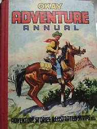 Adventure Annual/Okay Adventure Annual 1952 - 1958 #1954