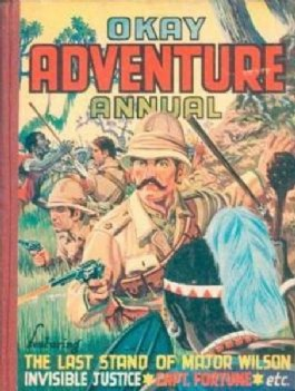 Adventure Annual/Okay Adventure Annual #1955