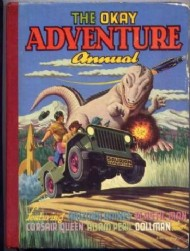 Adventure Annual/Okay Adventure Annual 1952 - 1958 #1956