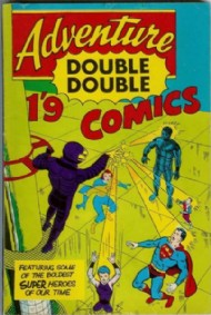 Adventure Double Double Comics 1970 - 1971 #1