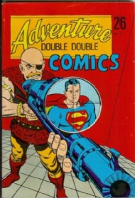 Adventure Double Double Comics 1970 - 1971 #2