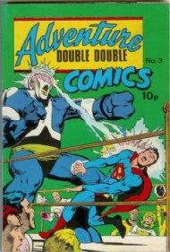 Adventure Double Double Comics 1970 - 1971 #3