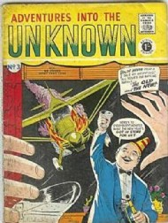 Adventures Into the Unknown 1955 - 1956 #3