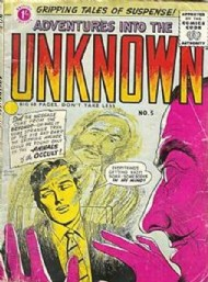 Adventures Into the Unknown 1955 - 1956 #5