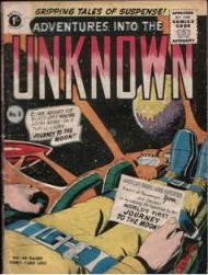 Adventures Into the Unknown 1955 - 1956 #8
