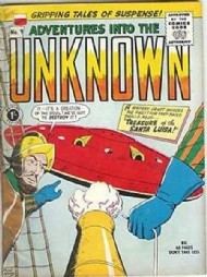 Adventures Into the Unknown 1955 - 1956 #9