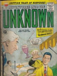 Adventures Into the Unknown 1955 - 1956 #10