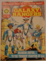Adventures of the Galaxy Rangers 1988 #1