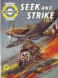 Air Ace Picture Library 1960 - 1970 #7