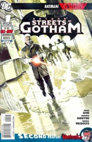 Batman: Streets of Gotham 2009 - 2011 #1