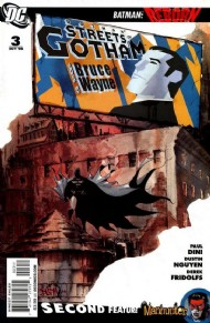 Batman: Streets of Gotham 2009 - 2011 #3