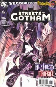 Batman: Streets of Gotham 2009 - 2011 #6