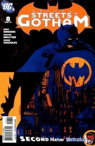 Batman: Streets of Gotham 2009 - 2011 #8