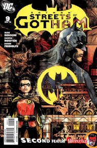 Batman: Streets of Gotham 2009 - 2011 #9