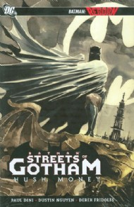 Batman: Streets of Gotham - Hush Money 2010