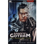 Batman: Streets of Gotham - the House of Hush 2011 #0