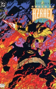 Batman: Sword of Azrael 1992 - 1993 #4