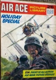 Air Ace Picture Library Holiday Special 1969 - 1989 #1969
