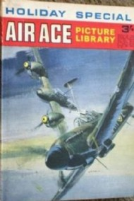 Air Ace Picture Library Holiday Special 1969 - 1989 #1970