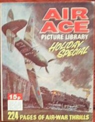 Air Ace Picture Library Holiday Special 1969 - 1989 #1971