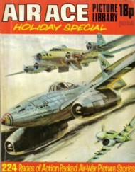 Air Ace Picture Library Holiday Special 1969 - 1989 #1973