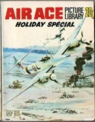 Air Ace Picture Library Holiday Special 1969 - 1989 #1974