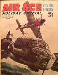 Air Ace Picture Library Holiday Special 1969 - 1989 #1975