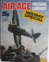 Air Ace Picture Library Holiday Special 1969 - 1989 #1976