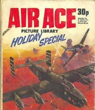 Air Ace Picture Library Holiday Special 1969 - 1989 #1977