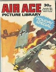 Air Ace Picture Library Holiday Special 1969 - 1989 #1978