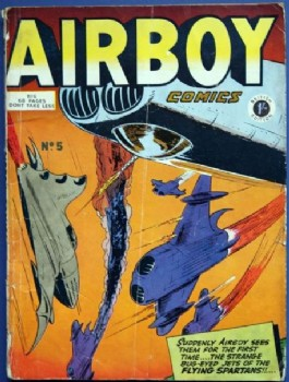 Airboy Comics (2nd Series) #5