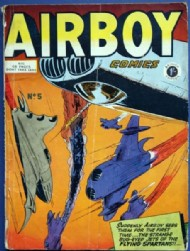 Airboy Comics (2nd Series) 1953 #5