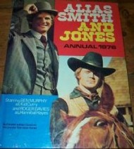Alias Smith and Jones Annual 1976 - 1977 #1976